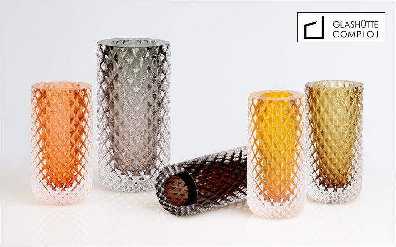 GLASHÜTTE COMPLOJ Ziervase Dekorative Vase Dekorative Gegenstände  |