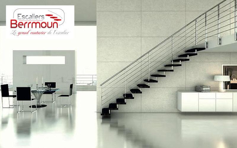 ESCALIERS BERRMOUN Freitragende Treppe Treppen, Leitern Ausstattung  |