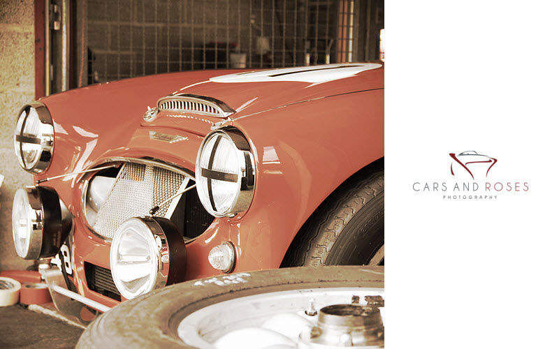 CARS AND ROSES Poster Plakate und Poster Dekorative Gegenstände  |