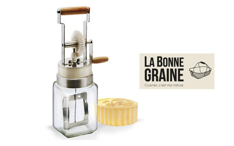 LA BONNE GRAINE Butterfass Aufbewahrung (Dosen-Töpfe-Gläser) Küchenaccessoires   