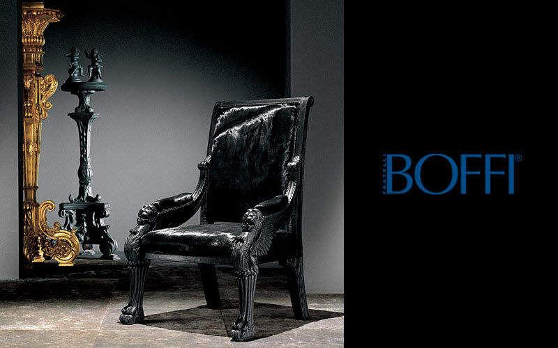 FRATELLI BOFFI Sessel mit Volutenarmlehnen Sessel Sitze & Sofas  |