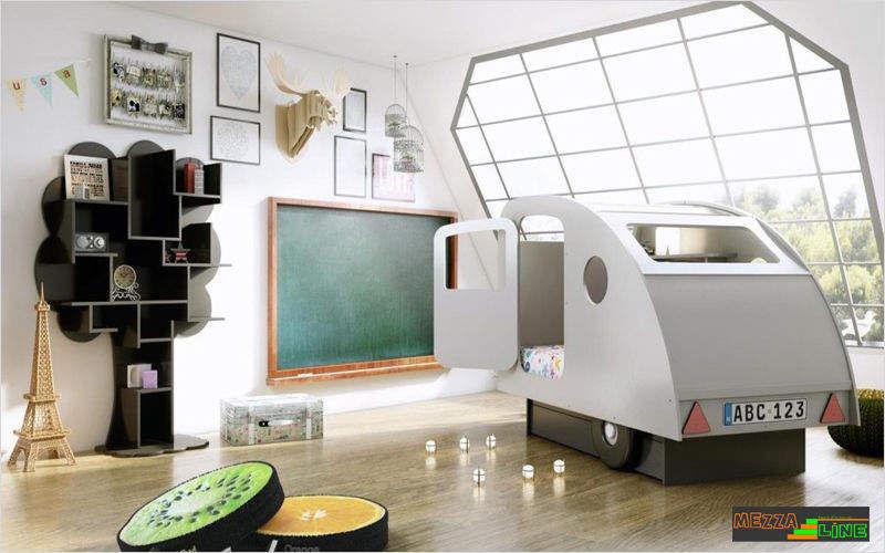Mezzaline Kinderbett Kinderzimmer Kinderecke  |