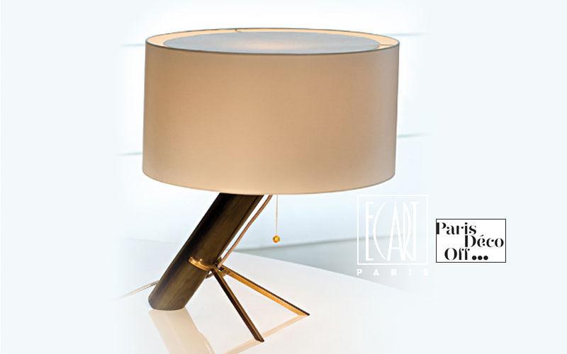 Ecart International Tischlampen Lampen & Leuchten Innenbeleuchtung   