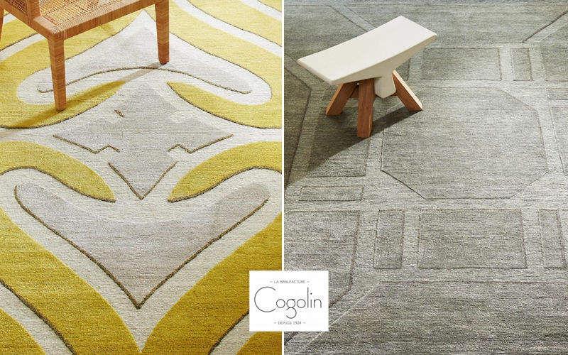 La Manufacture de Cogolin Moderner Teppich Moderne Teppiche Teppiche  |