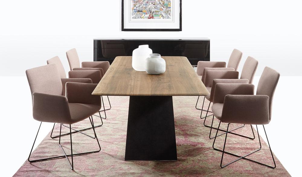 Yomei Konferenztisch Schreibtische & Tische Büro  |