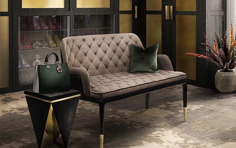 Luxxu Sofa 2-Sitzer Sofas Sitze & Sofas  |