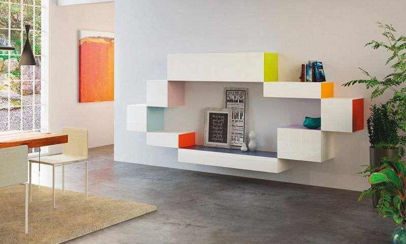 LAGO Modulares Bücherregal Bücherregale Regale & Schränke  |