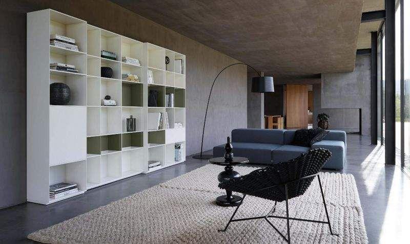 Piure Wohnzimmerschrank Truhen Anrichten Regale & Schränke Wohnzimmer-Bar | Design Modern