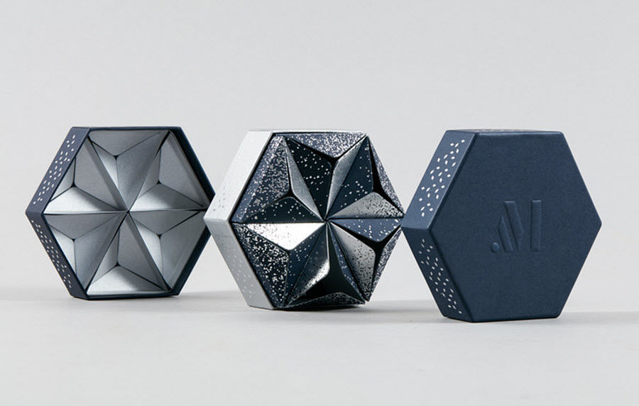 ATELIER MARTIAL Deko Box Dekorschachteln Dekorative Gegenstände  |