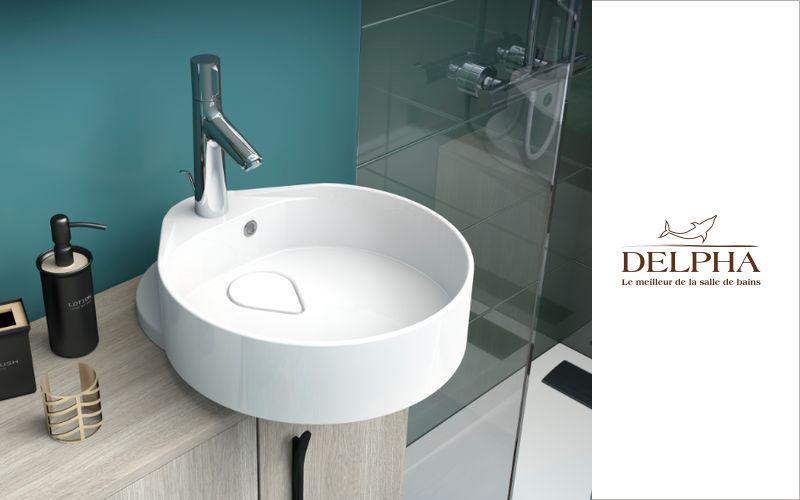 Delpha Waschbecken freistehend Waschbecken Bad Sanitär  |
