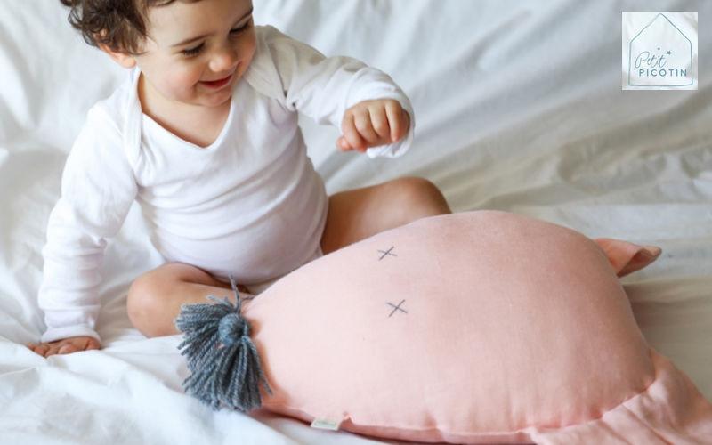 petit picotin Kinderkissen Dekoration für Kinder Kinderecke  |