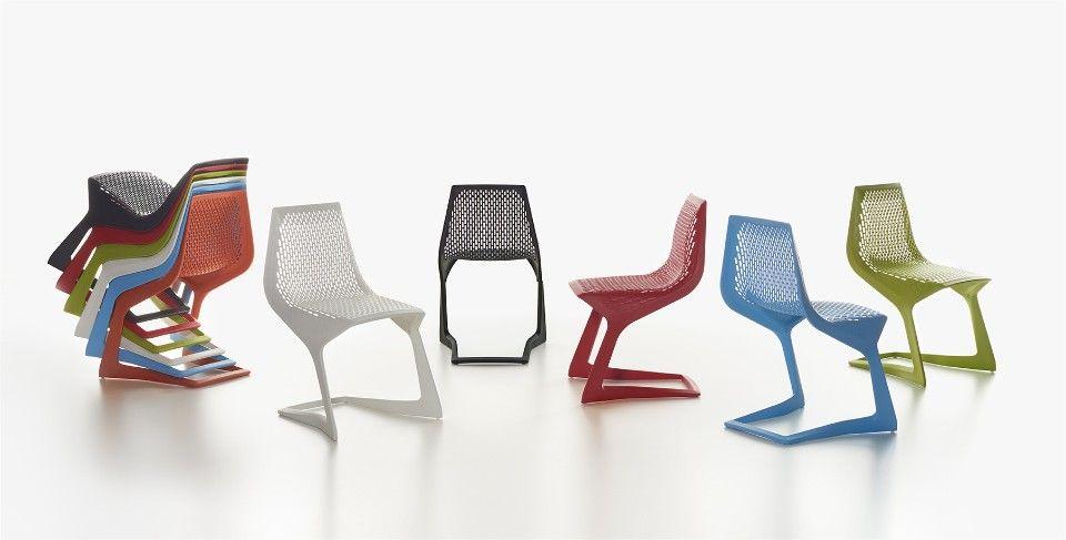 Plank Stapelbare Stühle Stühle Sitze & Sofas  |
