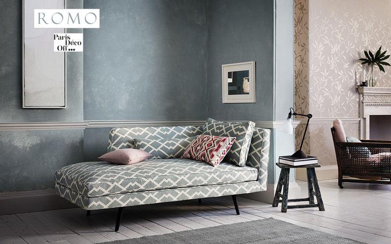 Romo Bedruckter Stoff Möbelstoffe Stoffe & Vorhänge  |