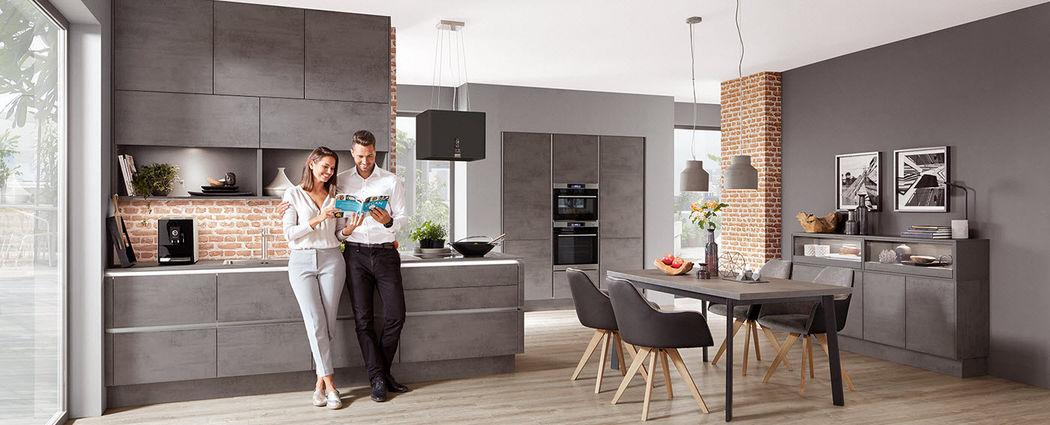 Nobilia Einbauküche Küchen Küchenausstattung  |