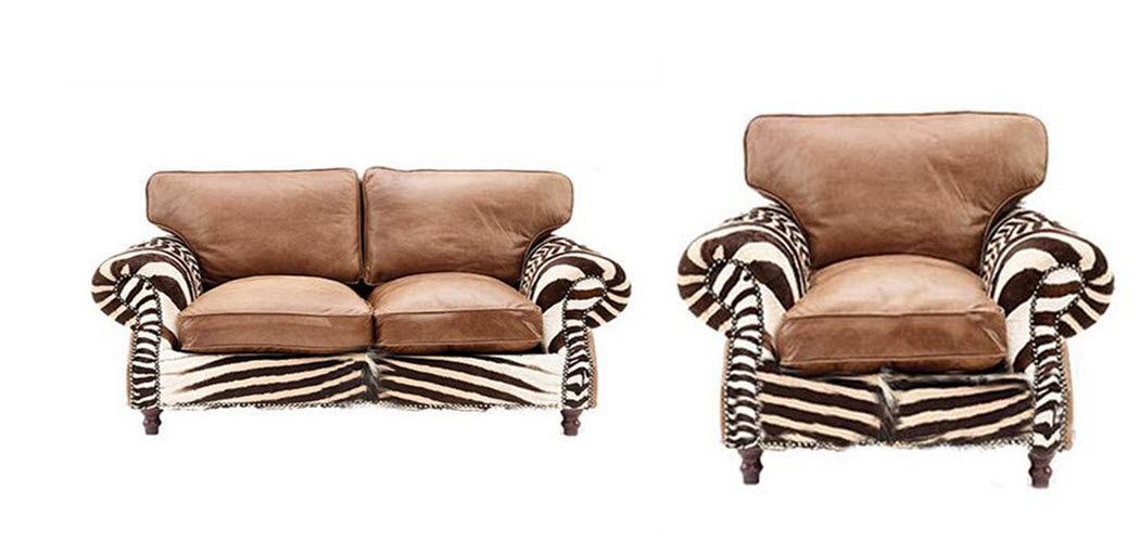 AFRICAN GALLERY Wohnzimmersitzgarnitur Couchgarnituren Sitze & Sofas Wohnzimmer-Bar | Exotisch