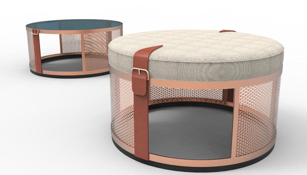DESINVOLTE DESIGN Sitzkissen Schemel und Beinauflage Sitze & Sofas  |