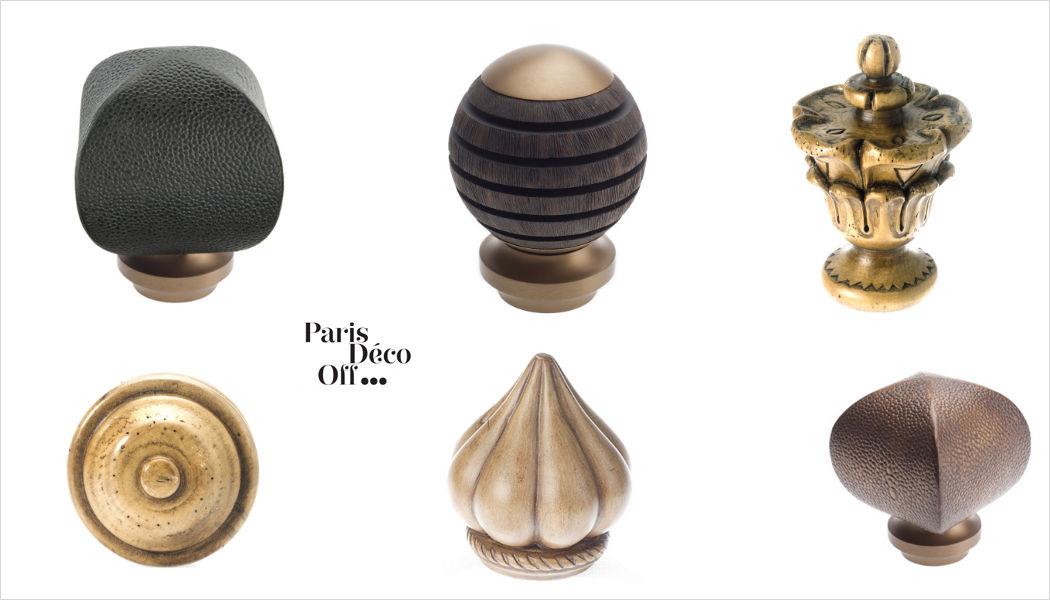 FABRICUT Endverzierungen Vorhangstangen und Zubehör Stoffe & Vorhänge Esszimmer | Klassisch