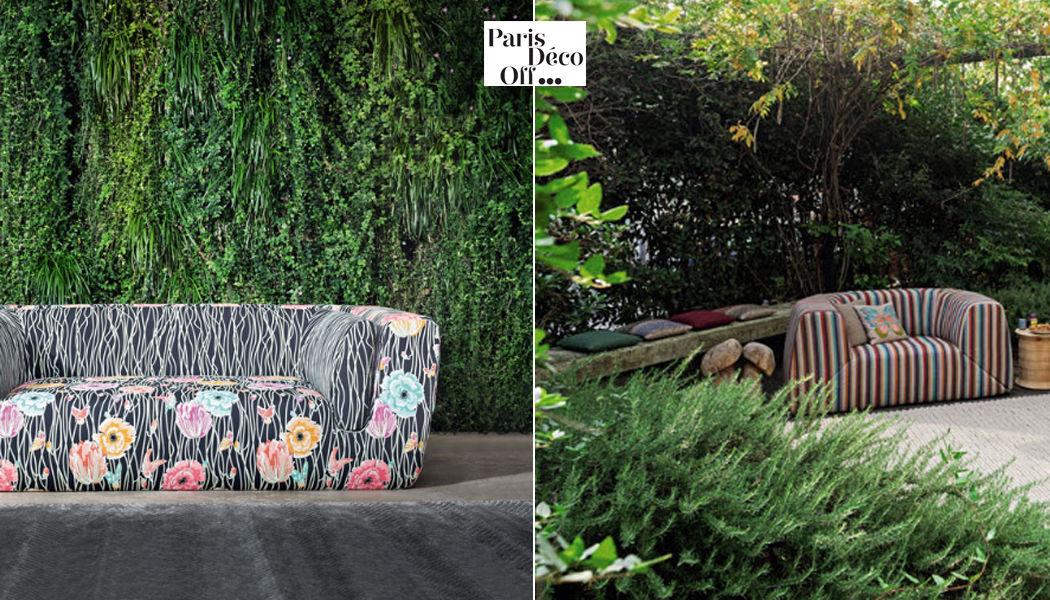 Missoni Home Aussen Stoff Möbelstoffe Stoffe & Vorhänge  |