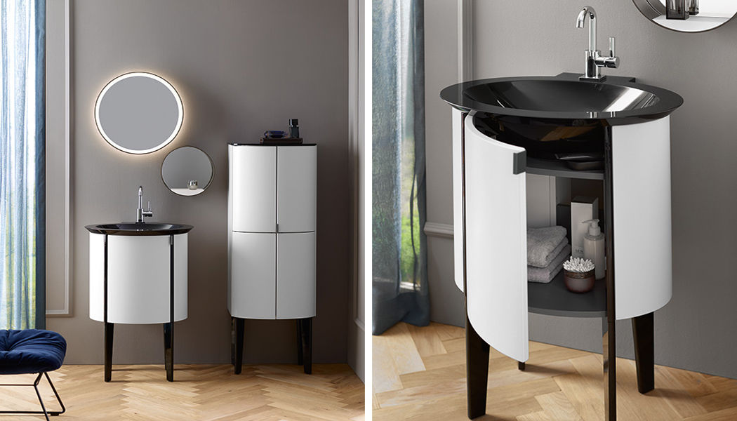 BURGBAD Waschtisch Möbel Badezimmermöbel Bad Sanitär Badezimmer | Design Modern