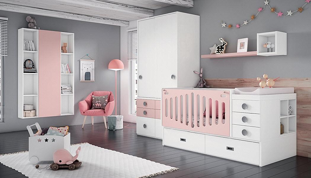 Muebles Semper Babyzimmer Kinderzimmer Kinderecke  |