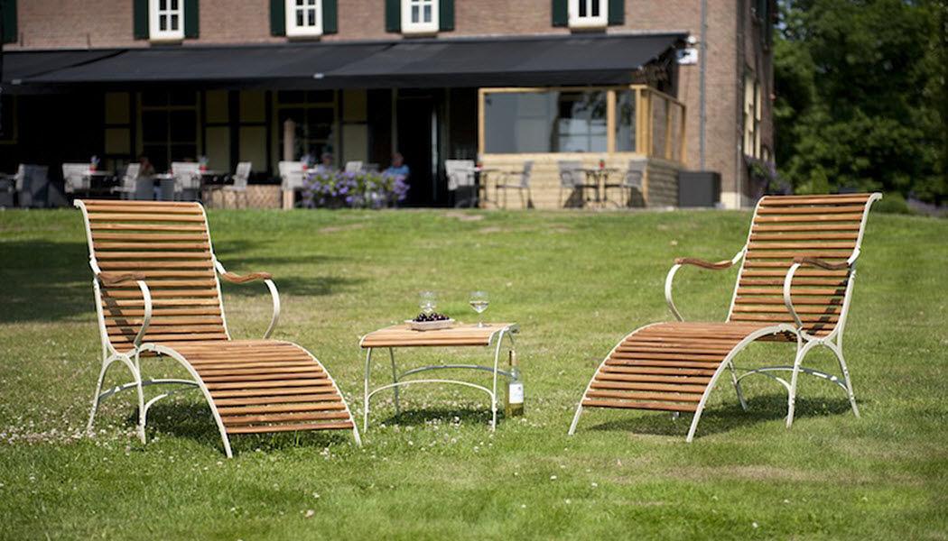 Livingstone Terrasso Garten Liegesthul Gartenliegen Gartenmöbel  |