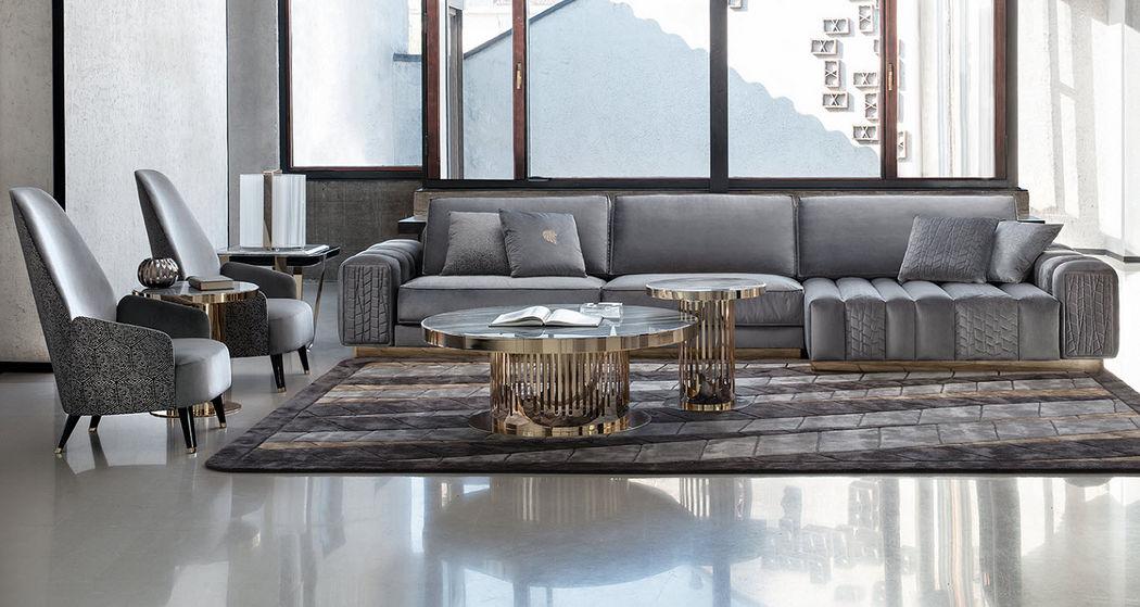 Giorgio Collection Wohnzimmersitzgarnitur Couchgarnituren Sitze & Sofas  |