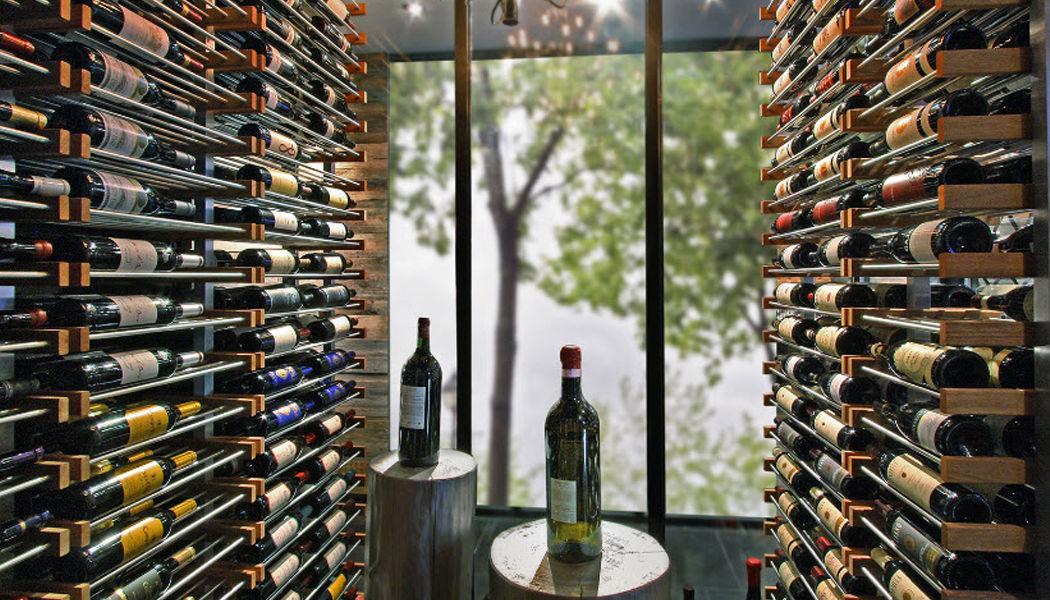 MILLESIME WINE RACKS Flaschenregal Regale und Ablagen Küchenausstattung  |