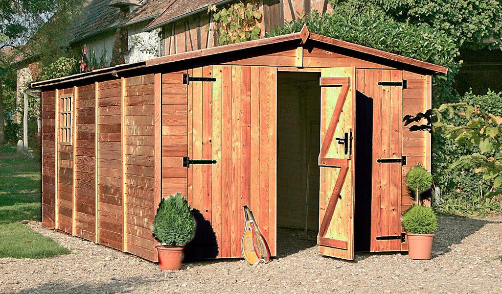 Chalet & Jardin Garage Garagen Gartenhäuser, Gartentore...  |