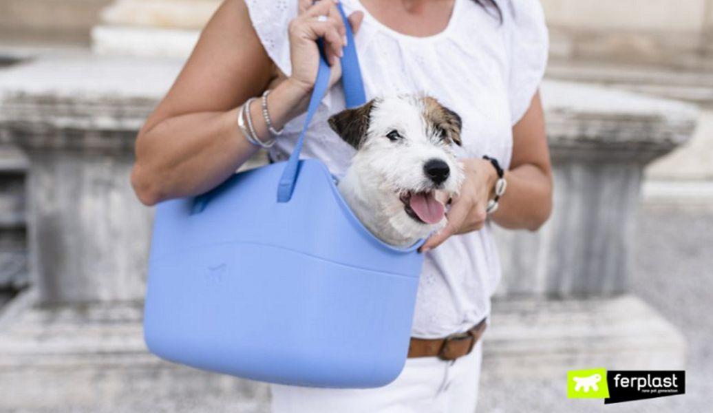 Ferplast Tiertragetasche Taschen und Accessoires Sonstiges  |