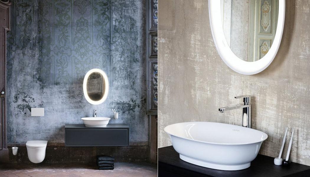 LAUFEN Waschbecken freistehend Waschbecken Bad Sanitär  |