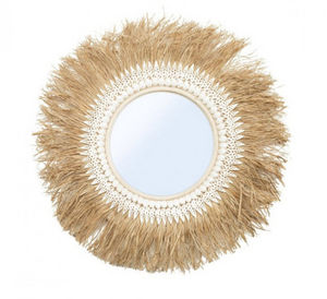 ROTIN ET OSIER - ginger mirror - Spiegel