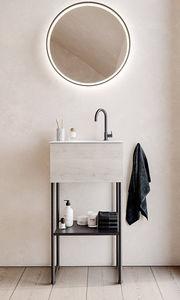 BURGBAD - coco gästebad - Waschtisch Möbel