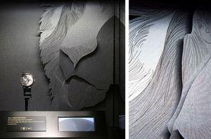 Marianne Guely Dekoration für Schaufenster
