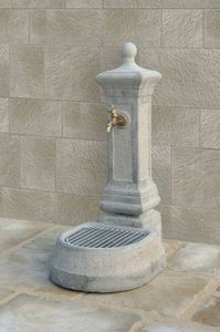 Prefabricados De Hormigon Tecke Wasserbrunnen