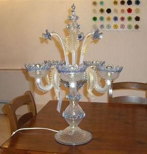 Turina Design  - Murano Lux Lighting - lampadari veneziani - venetian chandeliers - Tischlampen