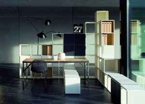 Qubing - separateur et rangement - Schreibtisch