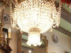 Art & Antiques - lampes / lustres - Kronleuchter