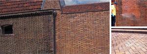 GUARD INDUSTRIE - décap?briques guard écologique - Ziegelsteinreinigungsmaschine