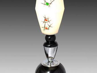 Metal D'alcove Eric Katz -  - Tischlampen