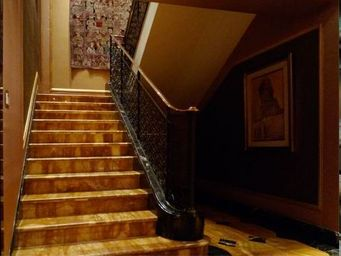 Atelier Steaven Richard -  - Gerade Treppe
