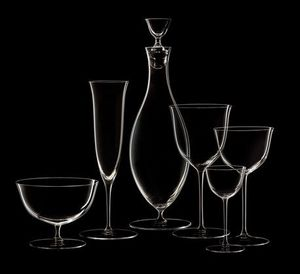 Josef Hoffmann - set n°238 - Stielglas