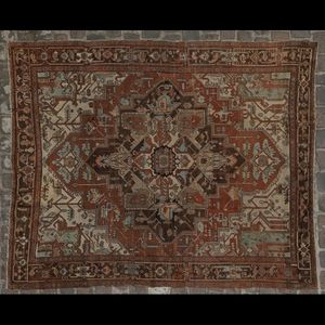 Expertissim - tapis yoravan, nord-ouest de la perse - Heriz