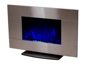 CHEMIN'ARTE - pied pour cheminée électrique design 48x29x9cm - Geschlossener Kamin