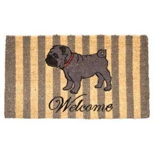 Gift Company - paillasson coco - bulldog - Fussmatte