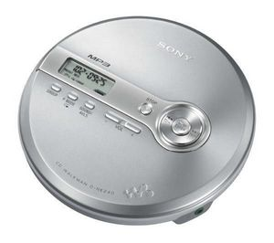 SONY - baladeur cd mp3 walkman d-ne240 - Mp3