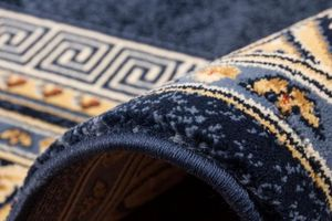 NAZAR - tapis hayat 120x170 navy - Traditioneller Teppich