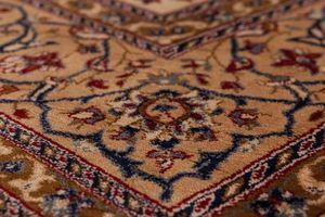 NAZAR - tapis kashmir 120x170 ivory - Traditioneller Teppich