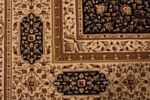 NAZAR - tapis tabris 80x150 navy - Traditioneller Teppich