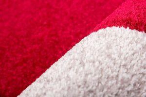 NAZAR - tapis havanna carving 80x300 red - Moderner Teppich