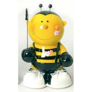 FAYE - tirelire et porte photo abeille - Spardose
